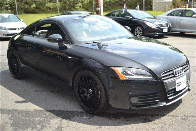 2008 AUDI TT 20T 2DR COUPE brilliant black new arrival this 2008 audi tt 20t will sell fast au