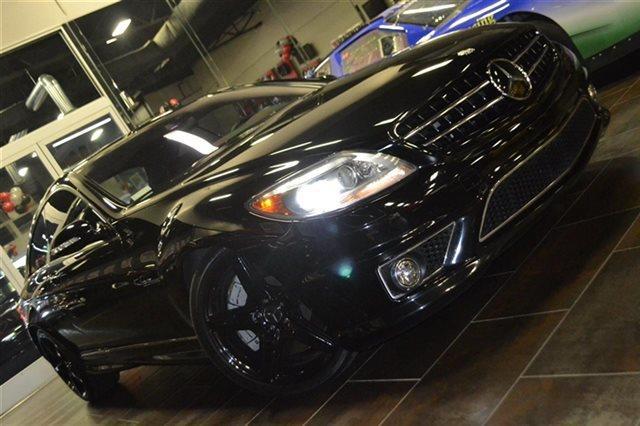 2008 MERCEDES-BENZ CL-CLASS CL63 AMG 2DR COUPE black priced below market