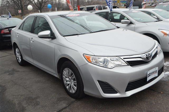 2012 TOYOTA CAMRY 4DR SEDAN I4 AUTOMATIC LE silver value priced below market bluetooth keyle