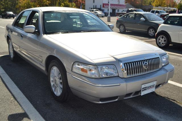 2009 MERCURY GRAND MARQUIS 4DR SEDAN LS silver this 2009 mercury grand marquis 4dr 4dr sedan ls f