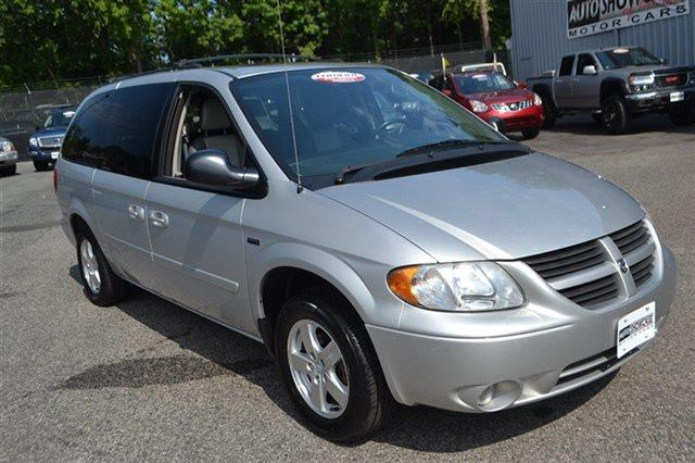 2006 DODGE GRAND CARAVAN SXT 4DR EXTENDED MINI VAN bright silver metallic new arrival this 2006