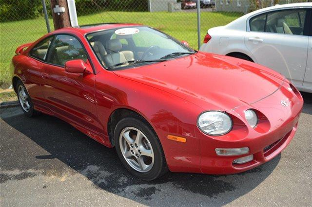 1997 TOYOTA CELICA GT 2DR HATCHBACK renaissance red met this 1997 toyota celica gt coupe will