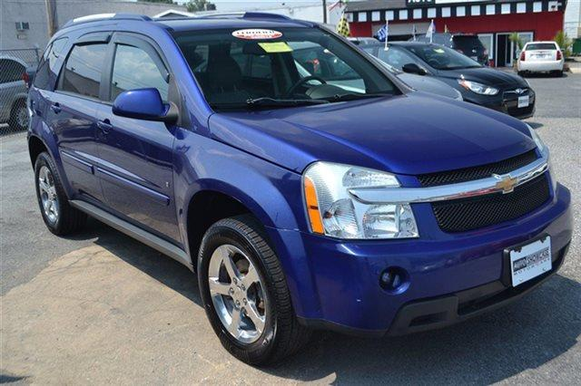 2007 CHEVROLET EQUINOX LT AWD 4DR SUV laser blue metallic new arrival 4wd this 2007 chevrolet