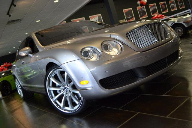 2006 BENTLEY CONTINENTAL FLYING SPUR BASE AWD 4DR SEDAN silver this 2006 bentley continental flyi