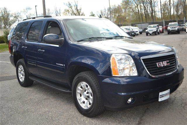 2007 GMC YUKON - SUV deep blue metallic warranty a factory warranty is included with this vehicle