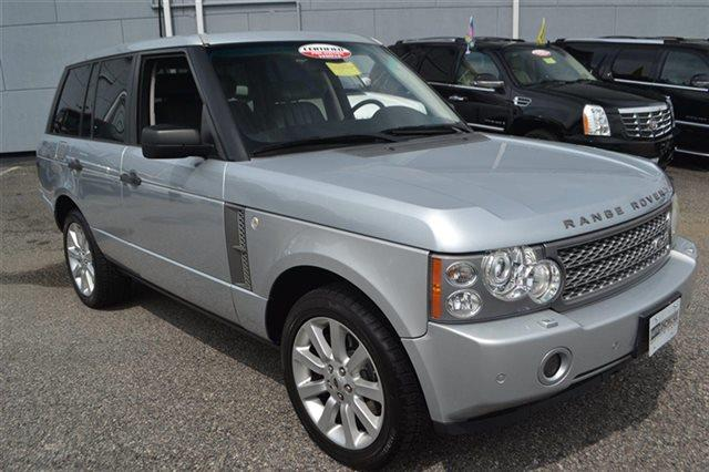 2006 LAND ROVER RANGE ROVER SUPERCHARGED 4DR SUV 4WD zambezi silver new arrival value priced b