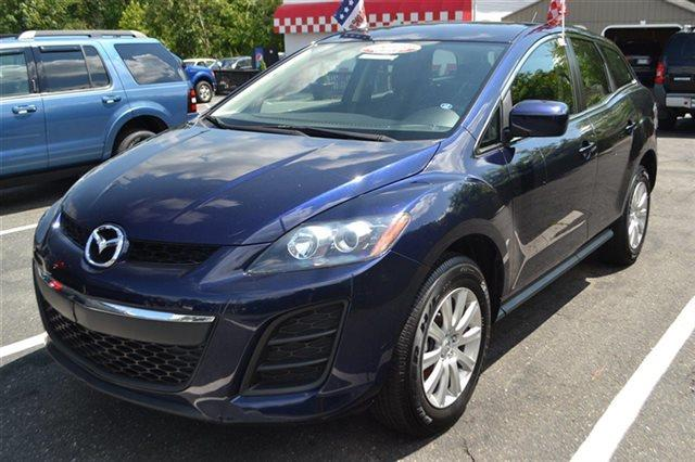 2011 MAZDA CX-7 I SV 4DR SUV stormy blue mica new arrival this 2011 mazda cx-7 fwd 4dr i sv suv