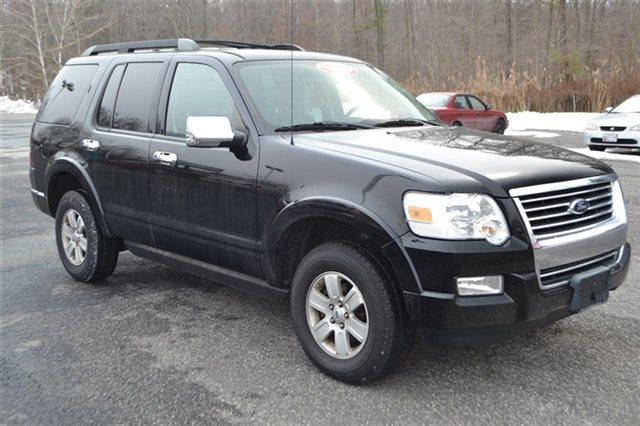2010 FORD EXPLORER XLT 4X4 4DR SUV black this 2010 ford explorer xlt will sell fast -4x4 4wd -au