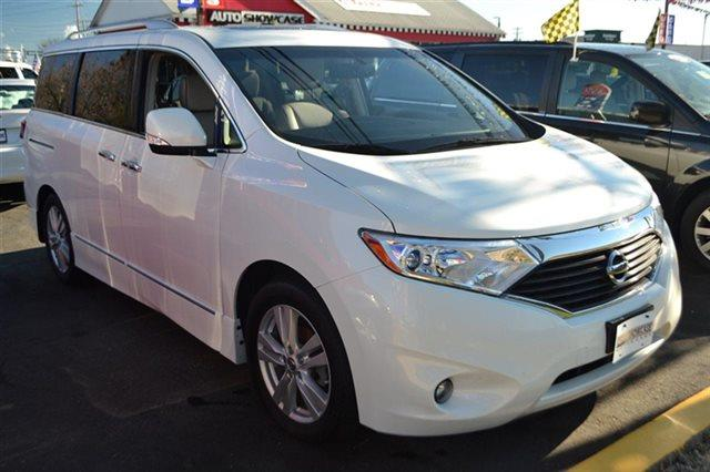 2011 NISSAN QUEST 4DR SL VAN white this 2011 nissan quest sl will sell fast backup camera bl