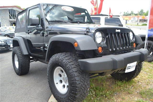 2009 JEEP WRANGLER X 4X4 2DR SUV black priced below market thiswrangler will sell fast this