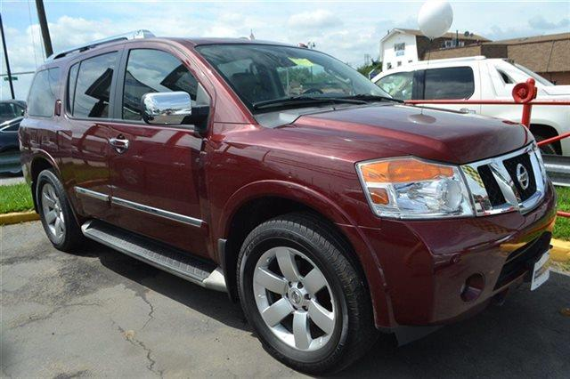 2010 NISSAN ARMADA 4WD 4DR SE 4X4 SUV tuscan sun 4wd priced below market this 2010 nissan a