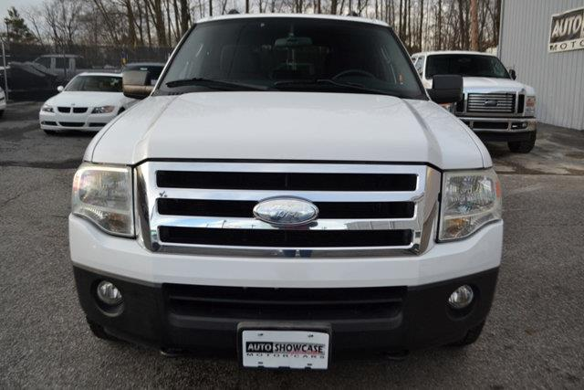 2007 FORD EXPEDITION 4WD 4DR XLT white this 2007 ford expedition 4dr 4wd 4dr xlt features a 54l