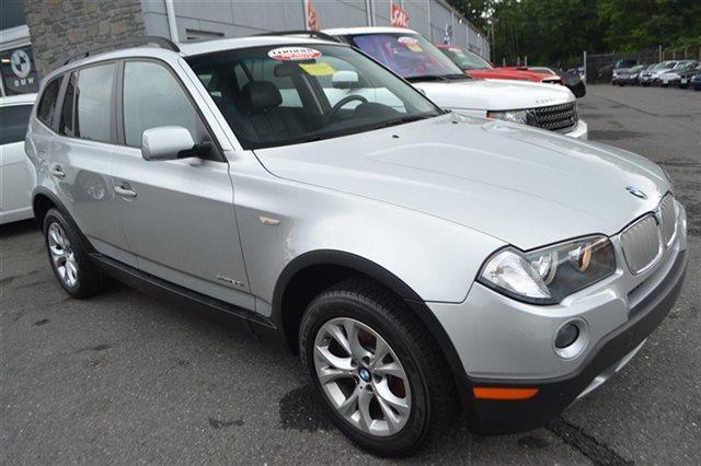 2009 BMW X3 XDRIVE30I AWD 4DR SUV titanium silver metallic new arrival low miles this 2009 bm
