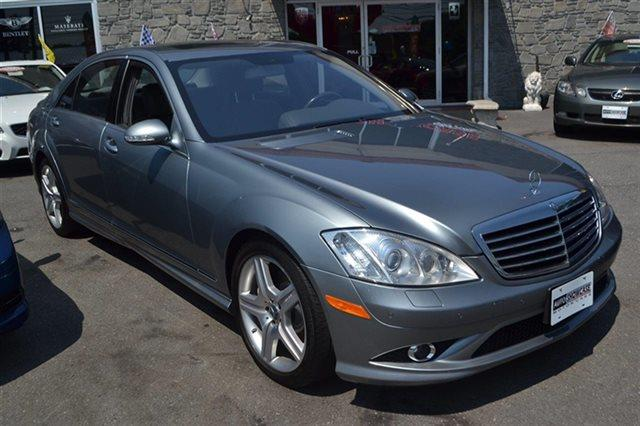 2007 MERCEDES-BENZ S-CLASS S550 4MATIC AWD 4DR SEDAN andorite grey metallic new arrival low mi