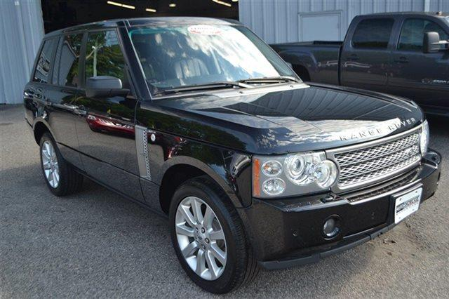 2006 LAND ROVER RANGE ROVER SUPERCHARGED 4DR SUV 4WD java black new arrival this 2006 land rove