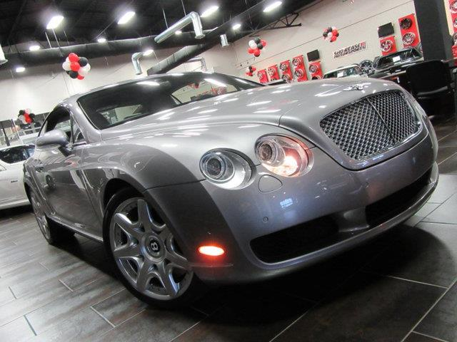 2005 BENTLEY CONTINENTAL GT BASE 2DR TURBO COUPE cypress this 2005 bentley continental 2dr 2dr co