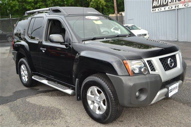 2009 NISSAN XTERRA OFF-ROAD 4WD AWD SUV super black new arrival this 2009 nissan xterra s will s