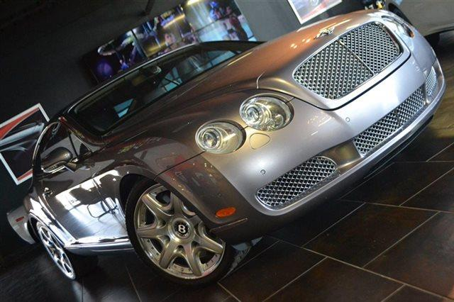 2005 BENTLEY CONTINENTAL GT BASE 2DR TURBO COUPE moonbeam priced below market low miles for a