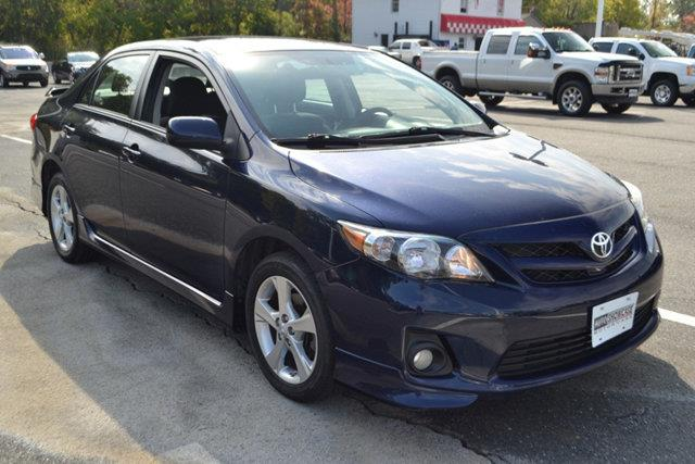 2011 TOYOTA COROLLA 4DR SEDAN AUTOMATIC S nautical blue metallic this 2011 toyota corolla 4dr 4dr