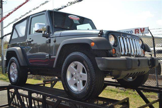 2007 JEEP WRANGLER X 2DR SUV 4X4 steel blue metallic 4wd this 2007 jeep wrangler x will sell fa