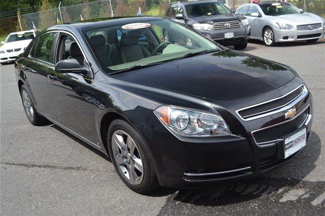 2009 CHEVROLET MALIBU LT1 4DR SEDAN black warranty included a limited warranty is included with