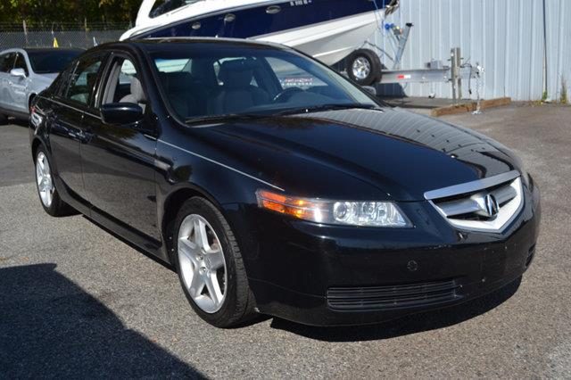 2006 ACURA TL 4DR SEDAN AUTOMATIC black this 2006 acura tl 4dr 4dr sedan automatic features a 32