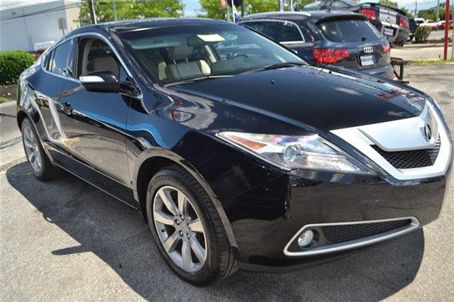 2010 ACURA ZDX SH-AWD 4DR SUV crystal black pearl priced below market low miles for a 2010
