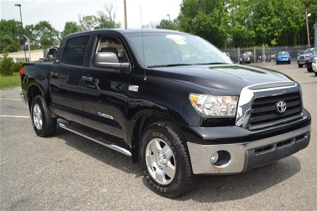 2008 TOYOTA TUNDRA CREWMAX 57L V8 6-SPD AT SR5 black this 2008 toyota tundra 4wd truck crewmax