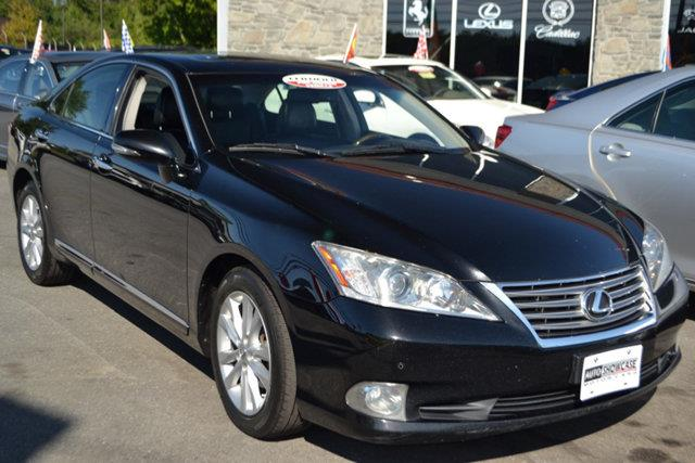 2010 LEXUS ES 350 BASE 4DR SEDAN black this 2010 lexus es 350 4dr 4dr sedan features a 35l v6 cy