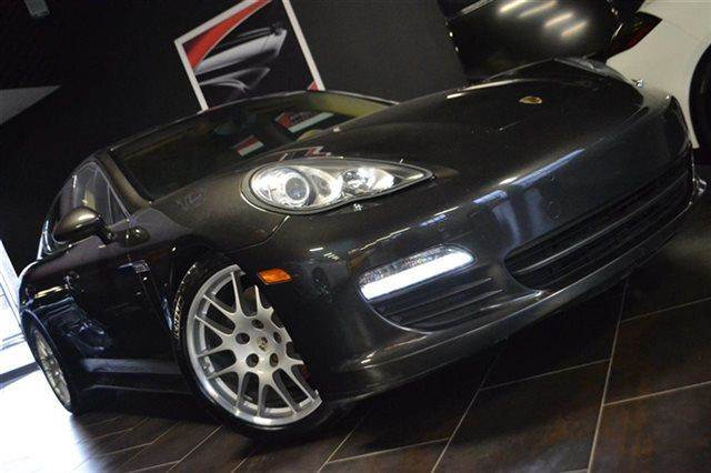 2010 PORSCHE PANAMERA S SEDAN carbon grey metallic warranty included a factory warranty is inclu