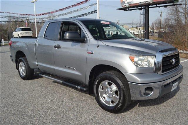 2008 TOYOTA TUNDRA - TRUCK silver this 2008 toyota tundra 4wd truck - truck will sell fast low m