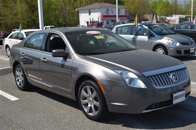 2010 MERCURY MILAN V6 PREMIER 4DR SEDAN sterling gray metallic value priced below market bluet