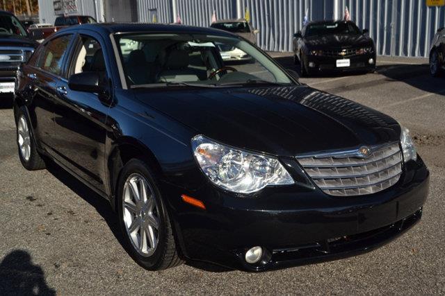 2008 CHRYSLER SEBRING LIMITED AWD 4DR SEDAN black this 2008 chrysler sebring 4dr 4dr sedan limite
