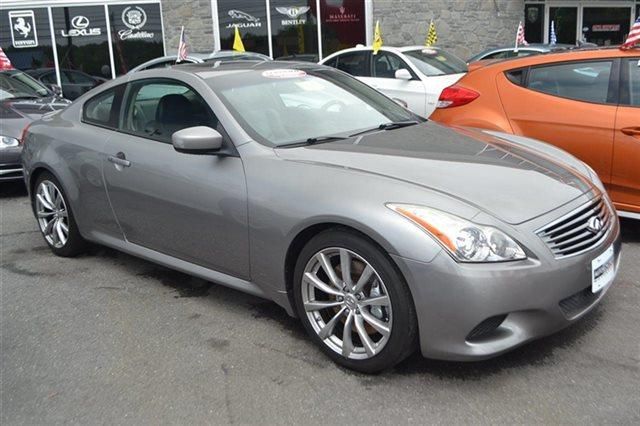 2008 INFINITI G37 2DR SPORT COUPE platinum graphite priced below market thisg37 coupe will sell