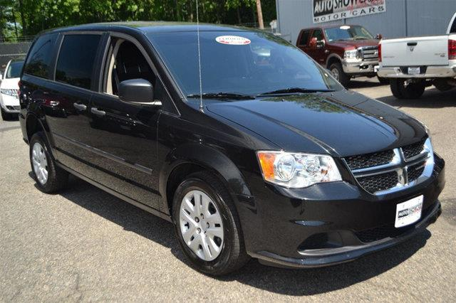 2014 DODGE GRAND CARAVAN SE 4DR MINI VAN brilliant black crystal pearlc warranty included a fact