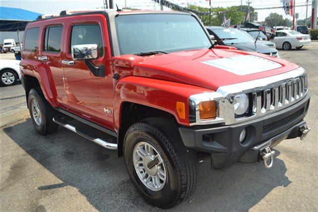 2006 HUMMER H3 BASE 4DR SUV 4WD victory red new arrival keyless start this 2006 hummer h3 4d