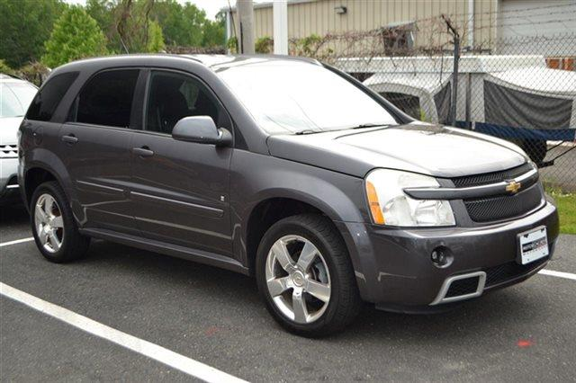 2008 CHEVROLET EQUINOX SPORT AWD 4DR SUV brown 4wd this 2008 chevrolet equinox sport will sell