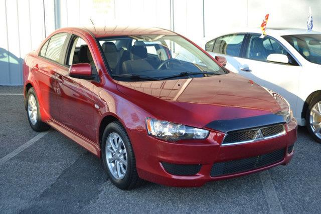 2014 MITSUBISHI LANCER ES red this 2014 mitsubishi lancer es features a 20l 4 cylinder 4cyl gaso