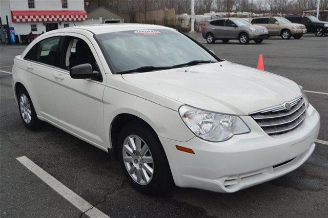 2010 CHRYSLER SEBRING TOURING 4DR SEDAN stone white value priced below market keyless start