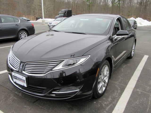 2013 LINCOLN MKZ BASE V6 4DR SEDAN black this 2013 lincoln mkz 4dr 4dr sedan fwd features a 37l