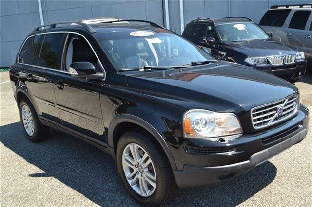 2008 VOLVO XC90 AWD 4DR I6 WSNRF3RD ROW black new arrival low miles this 2008 volvo xc90 a