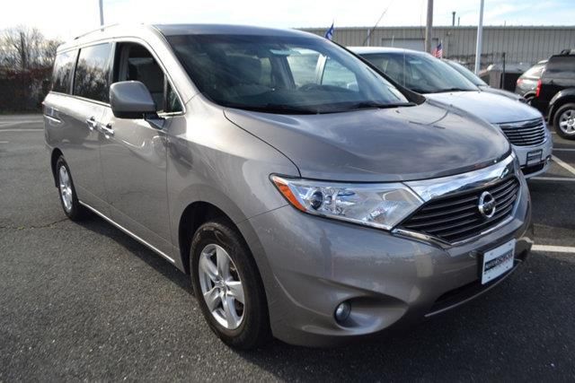 2011 NISSAN QUEST S gray this 2011 nissan quest 4dr s features a 35l v6 cylinder 6cyl gasoline e