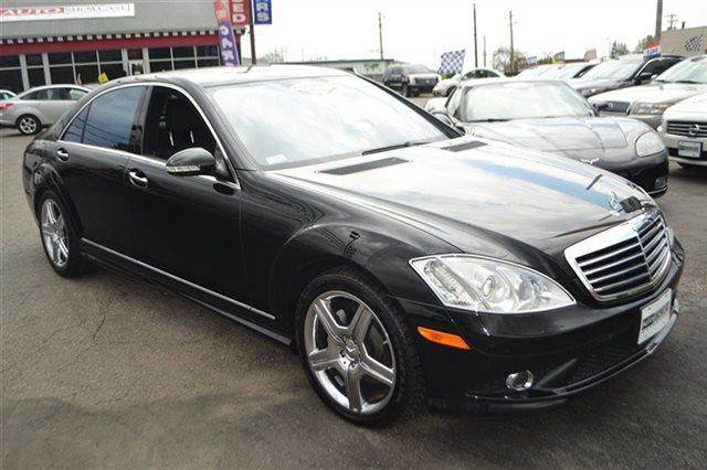 2009 MERCEDES-BENZ S-CLASS S550 4DR SEDAN black warranty a factory warranty is included with this