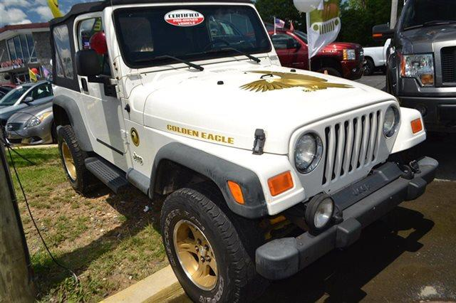 2006 JEEP WRANGLER SPORT 2DR SUV 4WD stone white with black soft to this 2006 jeep wrangler sport