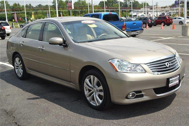 2008 INFINITI M35 X AWD 4DR SEDAN sahara sandstone new arrival carfax 1-owner low miles thi