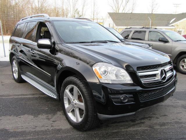 2009 MERCEDES-BENZ GL-CLASS GL450 4MATIC AWD 4DR SUV black this 2009 mercedes-benz gl gl450 4mati