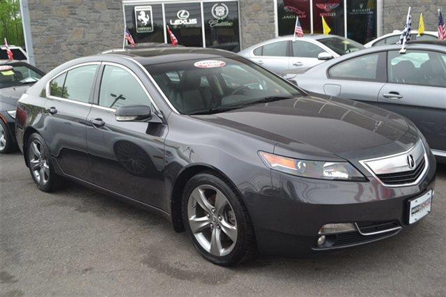 2012 ACURA TL BASE WADVANCE 4DR SEDAN PACKAGE graphite luster metallic this 2012 acura tl advan