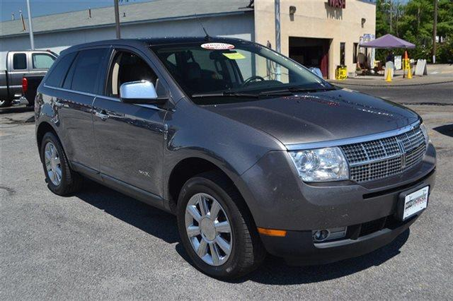 2009 LINCOLN MKX BASE AWD 4DR SUV sterling gray metallic low miles this 2009 lincoln mkx awd 4