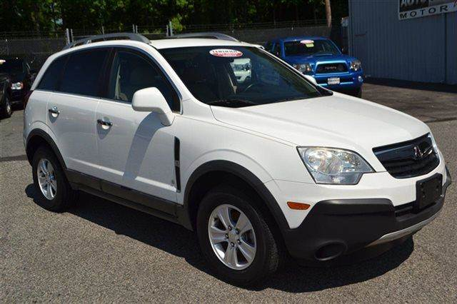 2008 SATURN VUE XE-V6 AWD 4DR SUV polar white new arrival value priced below market keyless