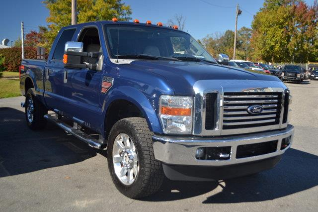 2008 FORD F-250 SUPER DUTY - blue this 2008 ford super duty f-250 srw - features a 64l 8 cylinde